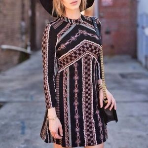 Free People Stella Mini Dress
